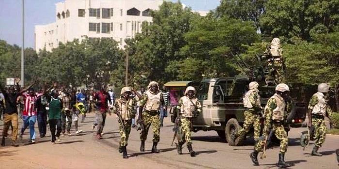 Crise au Burkina : l'actualité en direct