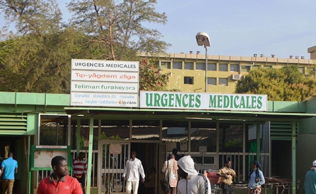 L'hôpital Yalgado Ouédraogo interdit désormais aux véhicules sans immatriculation