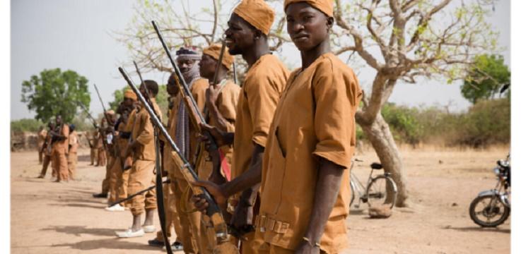 Karangasso Vigué: les dozos donne un ultimatum au Kogleweogo pour décamper de la zone