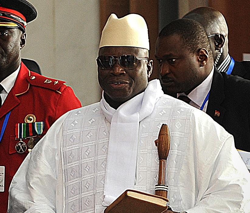 Gambie: Un enregistrement audio de Jammeh crée la polémique