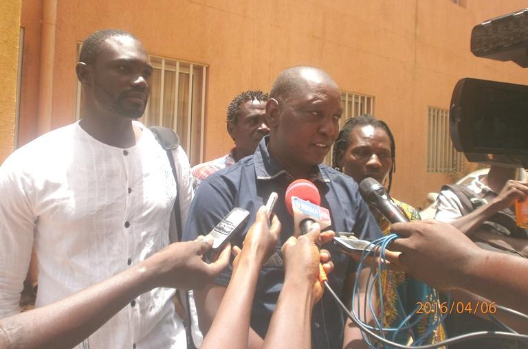 Affaire CORA BF / Oméga: Dab's viré du  Syndicat National des Entrepreneurs de Spectacles du Burkina Faso