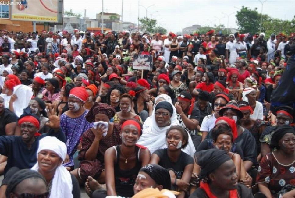 Côte d'Ivoire : révélation sur la tuerie des femmes d'Abobo