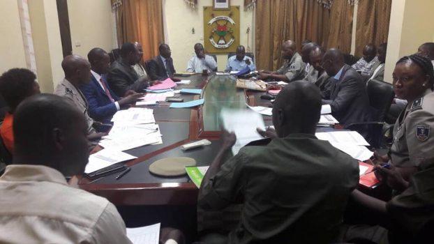 Forum national sur la Sécurité : Les préparatifs vont bon train