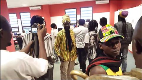 Syndicat National des Entrepreneurs de Spectacles du Burkina Faso condamne l'acte de la CORA BF