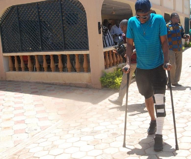 Sport: Jhonatan Zongo dément être en difficultés