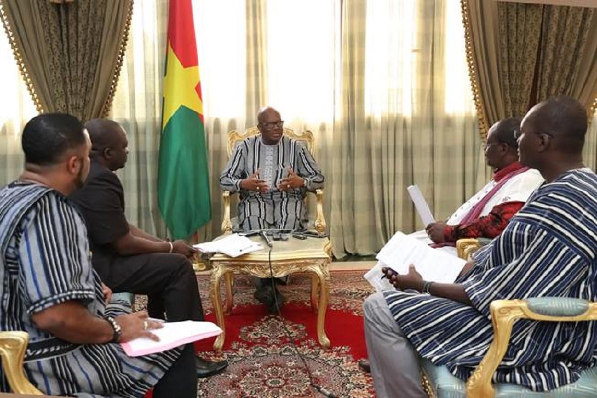 Coopération Côte d'Ivoire – Burkina Faso : Le Président du Faso salue l'excellence des liens entre les deux pays.