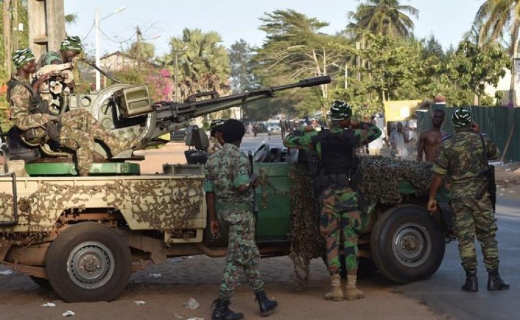 Côte d'Ivoire : Attaque armée à la gendarmerie d'Azaguié