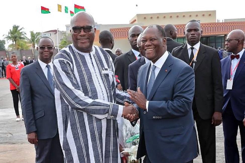 6e TAC: Le Président Alassane OUATTARA à Ouagadougou