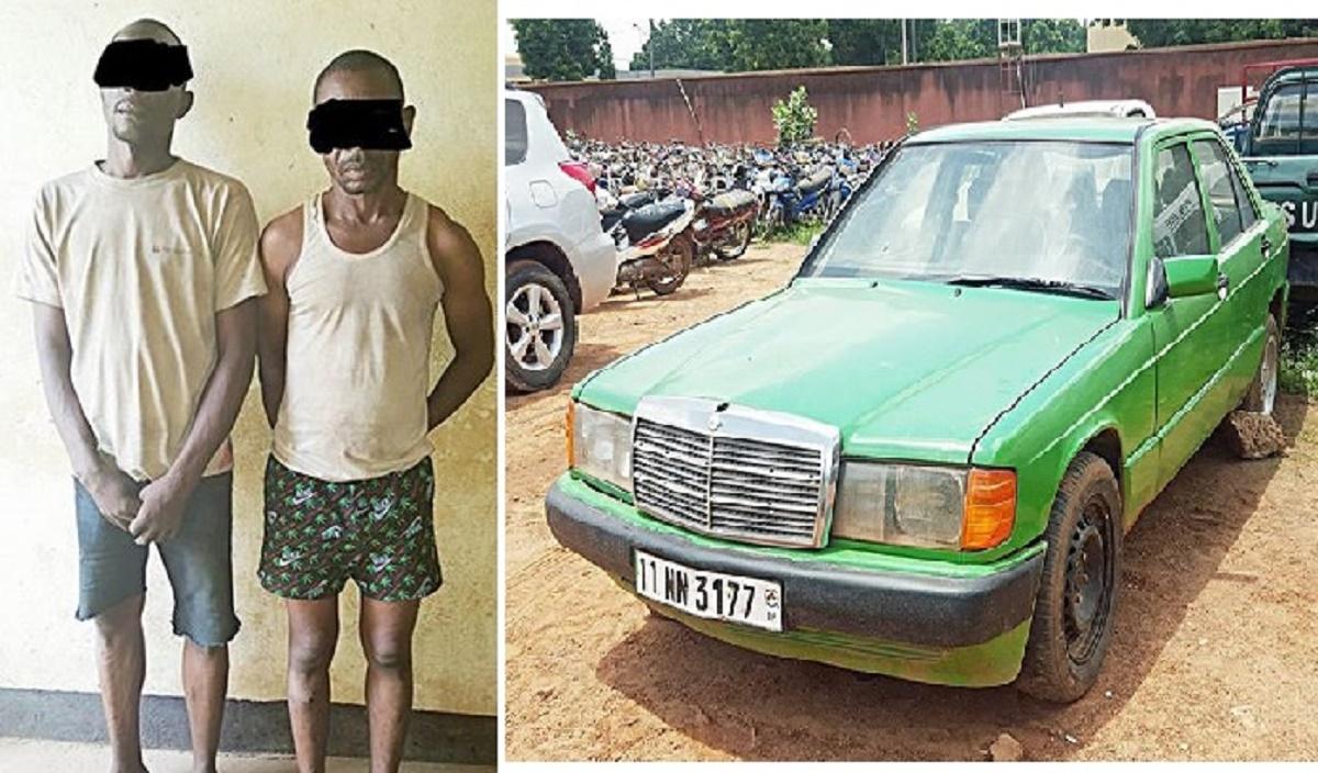 Société: Trois braqueurs de taxi mis aux arrêts