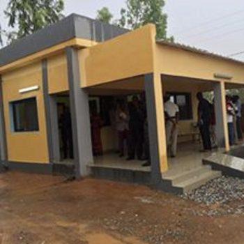 Saaba: Le Centre de Collecte de données des CNIB est maintenant opérationnel