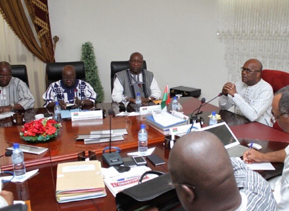 Compte rendu du Conseil des ministres du 14 juin 2017