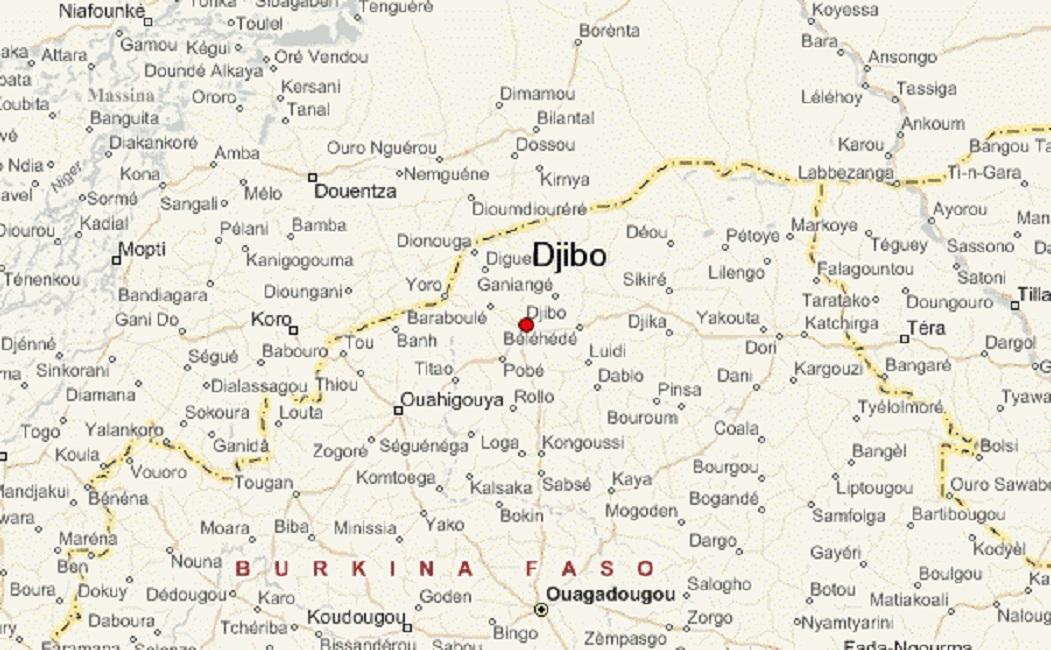 Djibo: le tribunal fermé pour des raisons sécuritaires.