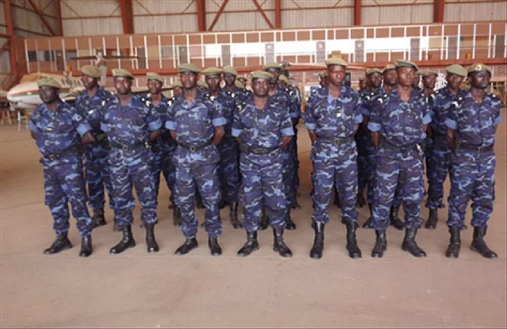 Burkina Faso: 140 gendarmes attendus au Mali
