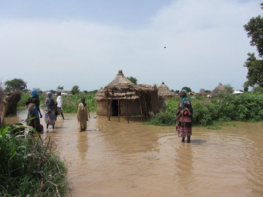 Gorom-Gorom : deux décès, 80 ménages touchés et 109 bétails emportés dans des inondations