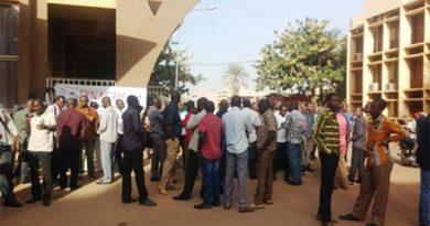 Burkina: Le syndicat des GRH annonce un sit in a partir du 27 Juillet 2017