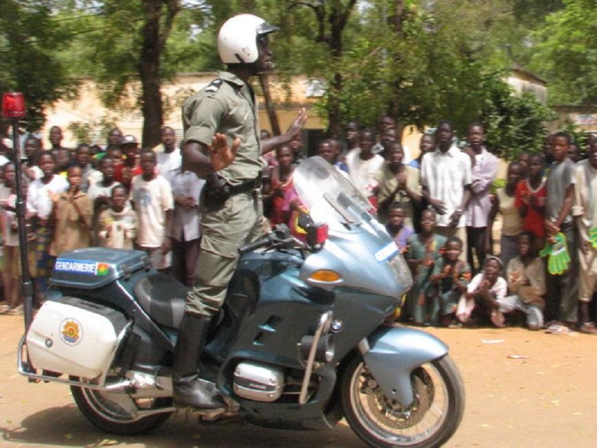Burkina: Gendarmerie nationale,voici les nouveaux commandant
