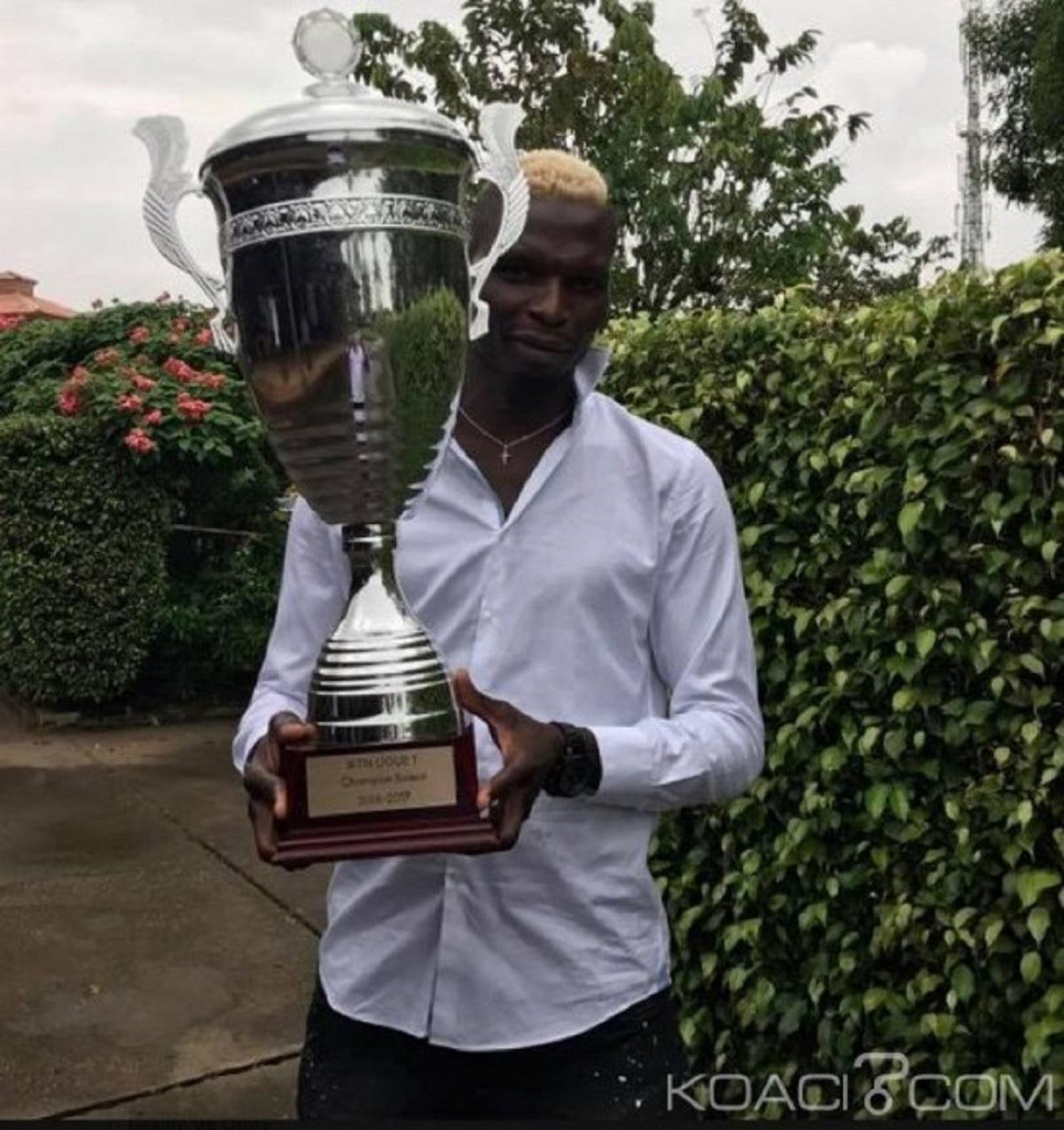 Burkina: Aristide Bancé après sa signature avec Al Masry, «En football, l'orgueil n'apporte jamais rien de positif»