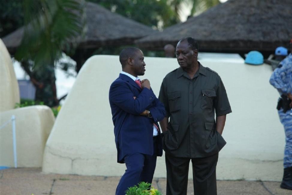 Côte d'Ivoire : Allassane Ouattara dit ses vérités à Soro Guillaume
