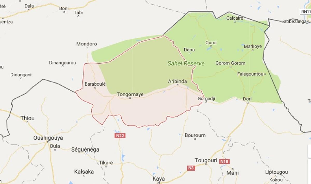 Nord-Burkina : Six morts dans une attaque à Taouremba