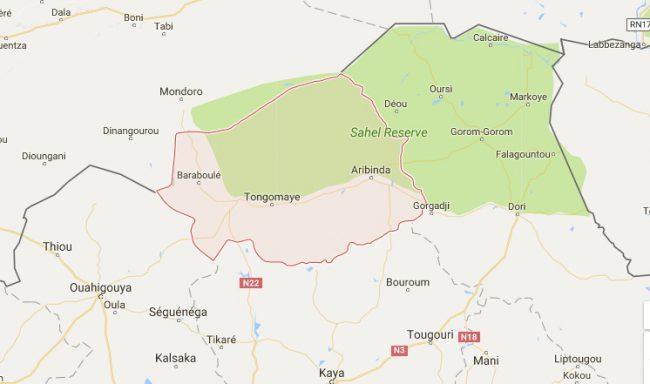 Loroum : attaque d'une patrouille de police