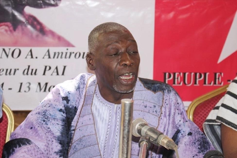 """Affaire Djibrill Bassolé : """"Les usurpateurs du MPP violent les instruments internationaux et nous place parmi les Etats voyous"""". PITJ"""