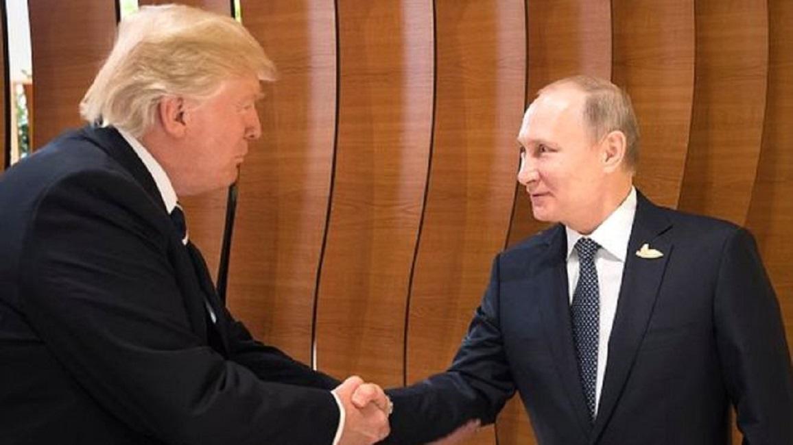 Trump remercie Poutine qui a expulsé des diplomates américains
