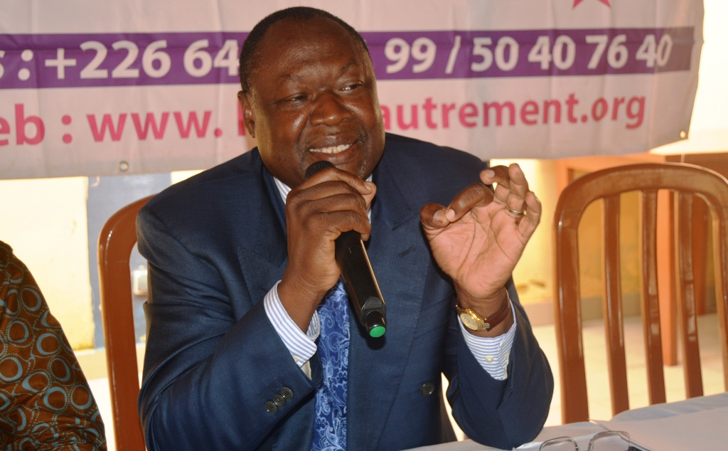 """Sorties médiatiques de Roch Kaboré: """"il a confirmer qu'il n'est pas la solution"""" Ablassé Ouedraogo"""