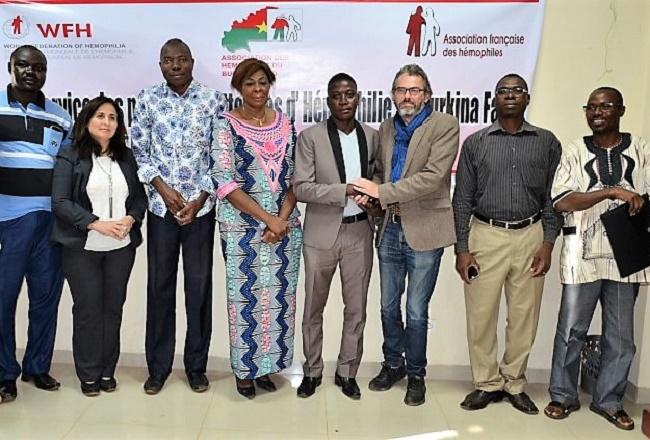 Santé: L'hémophilie, une maladie peu connue qui fait des victimes au Burkina