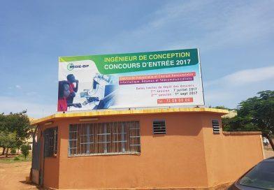 A la découverte de l'Institut Supérieur de Génie Electrique du Burkina Faso « ISGE-BF »