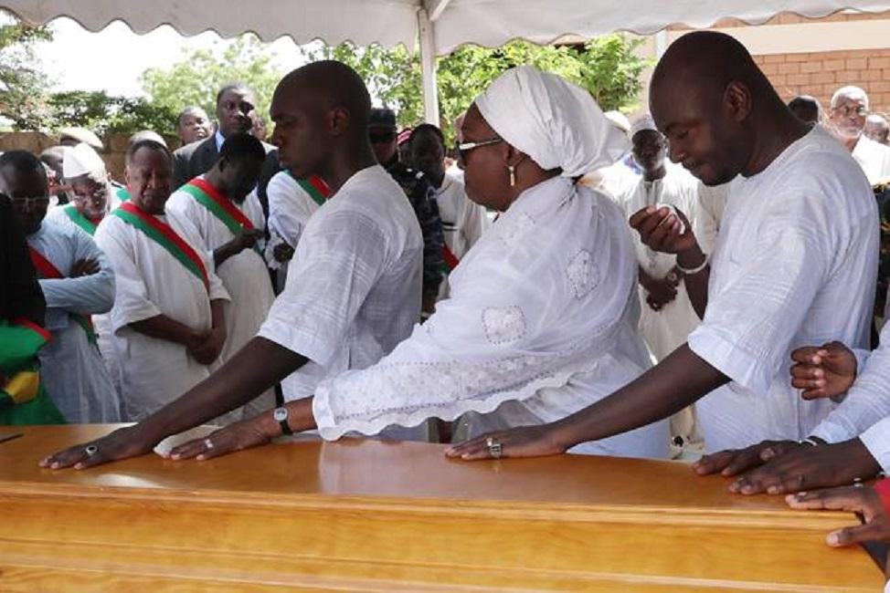 Salifou DIALLO repose à Ouahigouya, la terre qui l'a vu naître