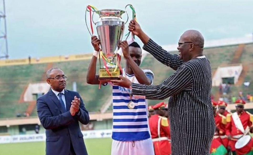 Coupe du Faso: l'EFO sur la plus haute marche