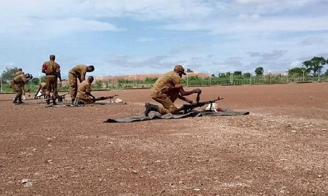 Kamboinsin: un nouveau champ de tir pour les forces armées