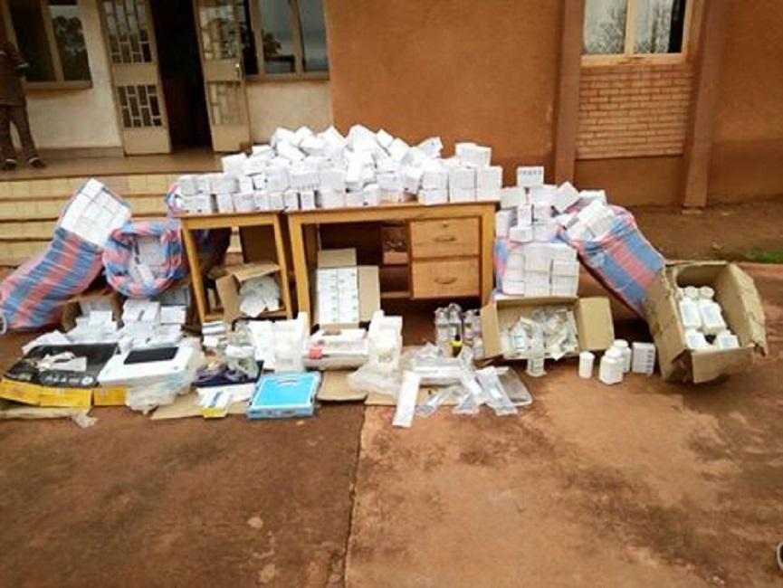 Bobo Dioulasso: un agent de santé détourne plus de 13 millions de médicament