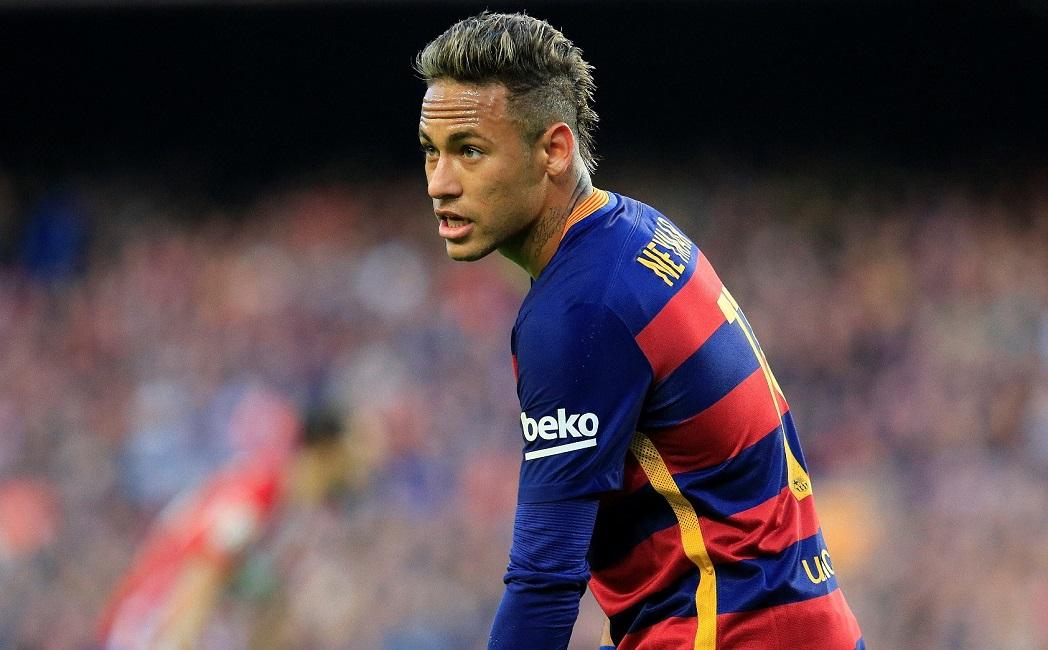 Neymar dit au revoir à ses coéquipiers du Barca