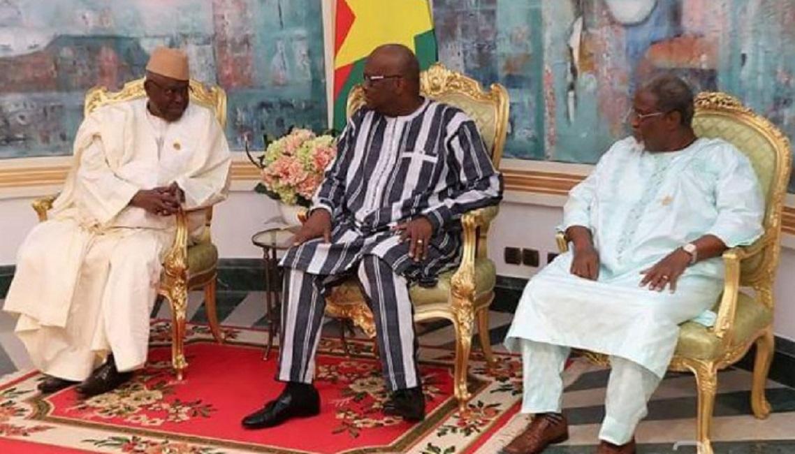 Burkina Faso: Le président du CES du Mali chez le président Kaboré