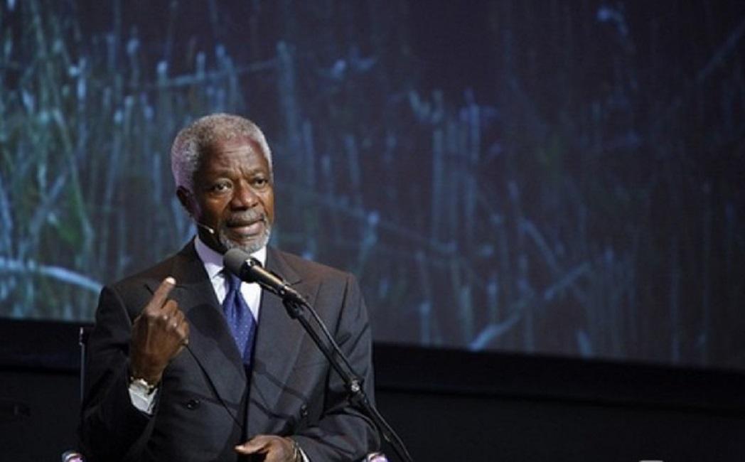 Afrique: Coup de gueule de Kofi Annan contre des africains et leurs Présidents «à vie»