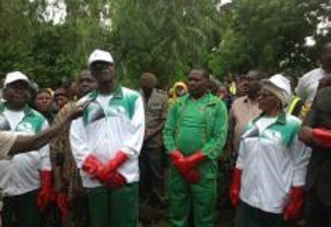 Marigot Houet de Bobo-Dioulasso: Plus de 3 000 plants pour reverdir les berges