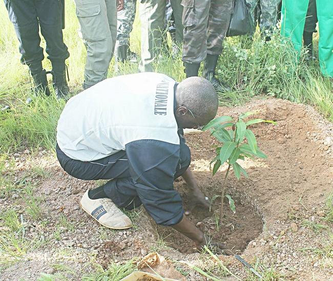 Burkina Faso: La Police promeut l'économie verte