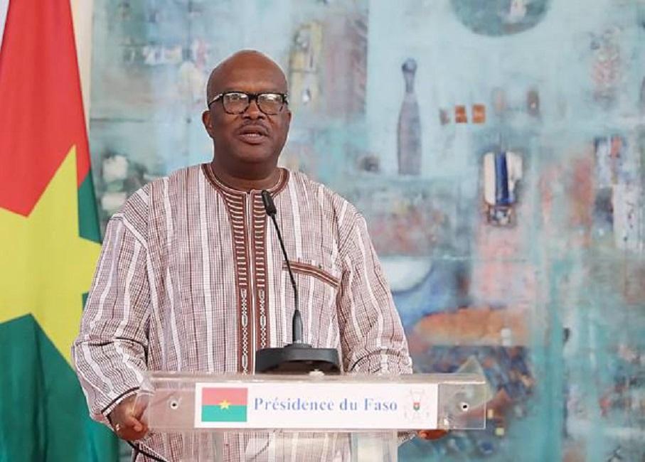 An II du putsch : Le message du président du Faso