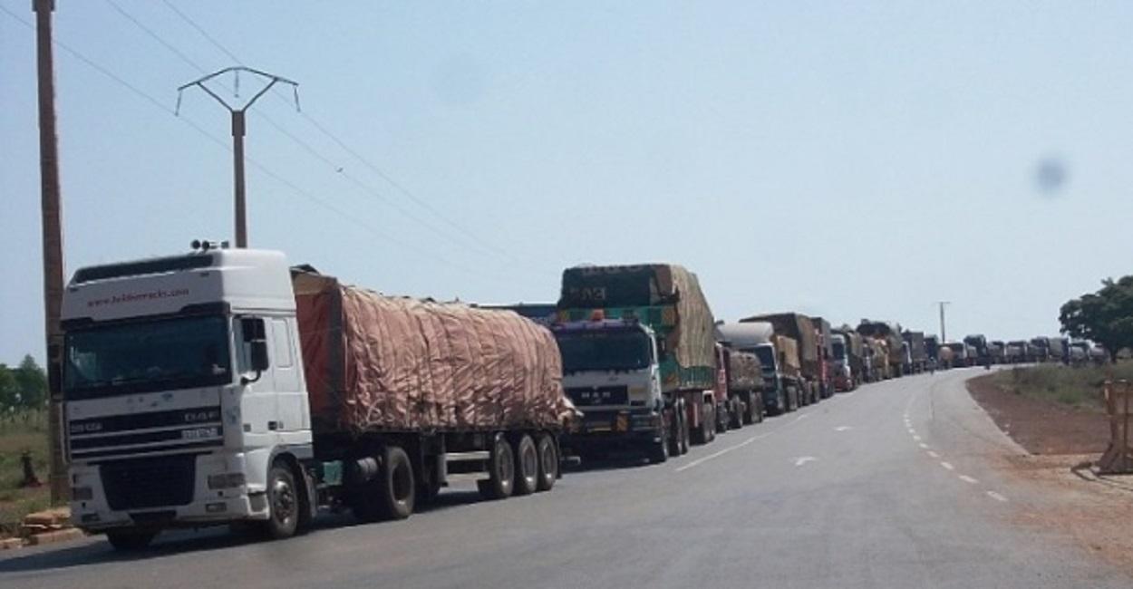 Gréve des transporteurs: l'Union des chauffeurs Routiers du Burkina marque son incompréhension après la suspension de son syndicat