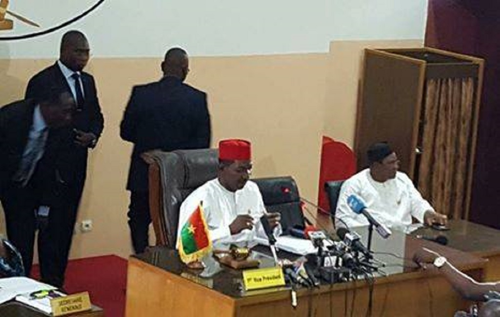Succession de Salif Diallo: Voici le discours du nouveau Président de l'Assemblée Nationale