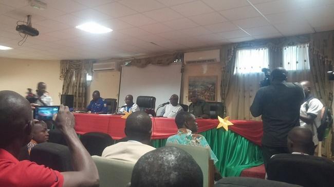 """Sécurité sur Kwamé N'krumah: Nous avons les moyens, nous avons des hommes courageux"""""""