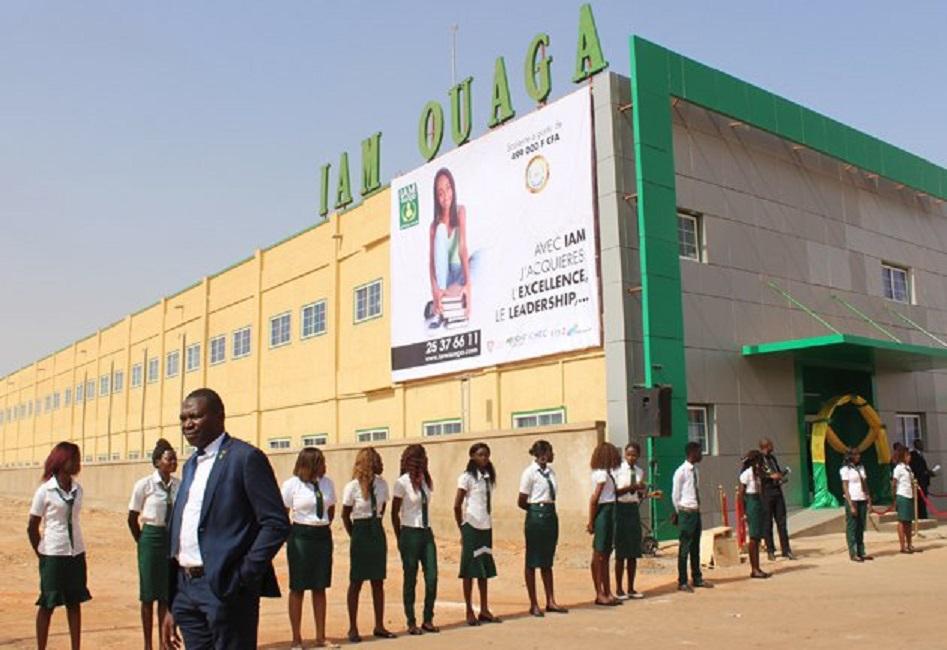 Classement du Ministère en charge des enseignements Supérieur sur les bon établissements au Burkina: L'IAM réagit