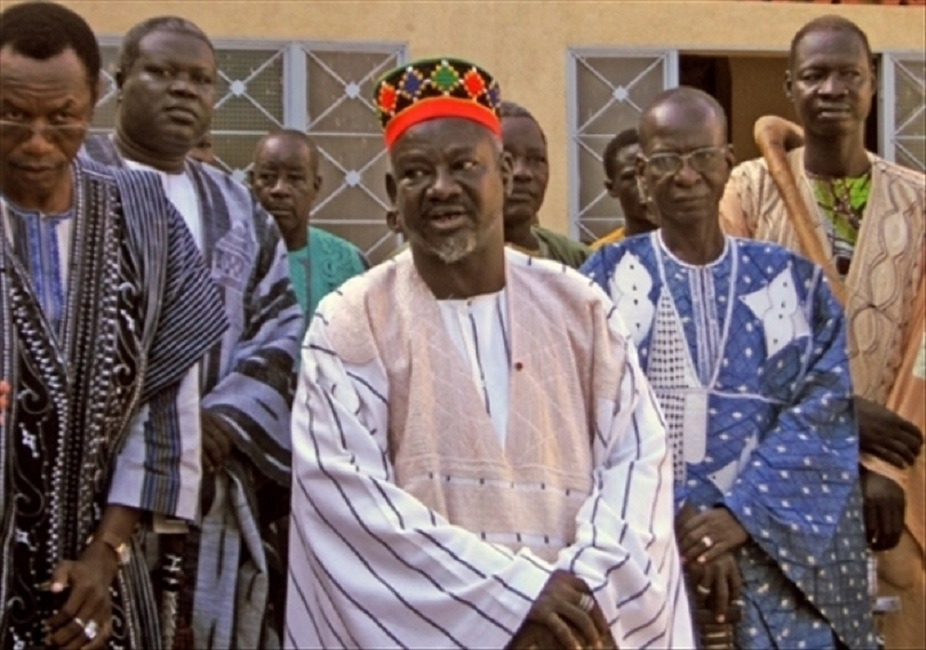 Le Mogho Naaba, lauréat du « Prix Macky SALL pour le dialogue en Afrique »