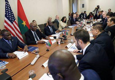 ONU: Roch propose « l'organisation d'un forum d'investisseurs américains au Burkina Faso en 2018 »