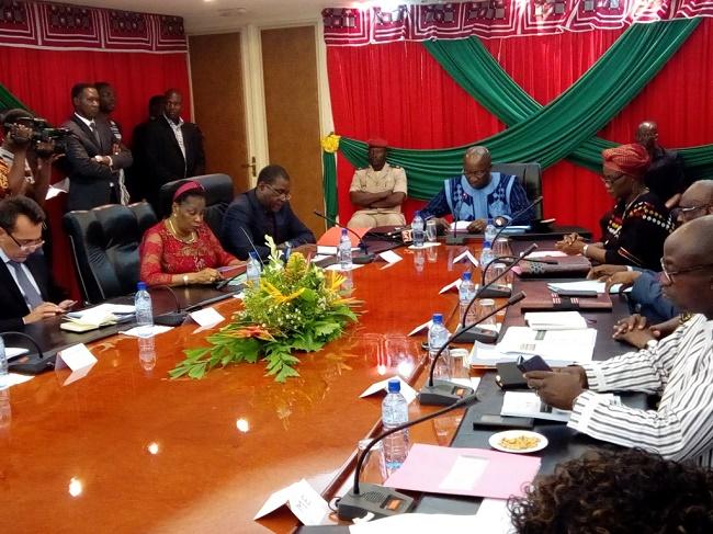 Burkina : La BAD envisage d'investir 500 milliards de CFA dans les secteurs de l'énergie et de l'agriculture