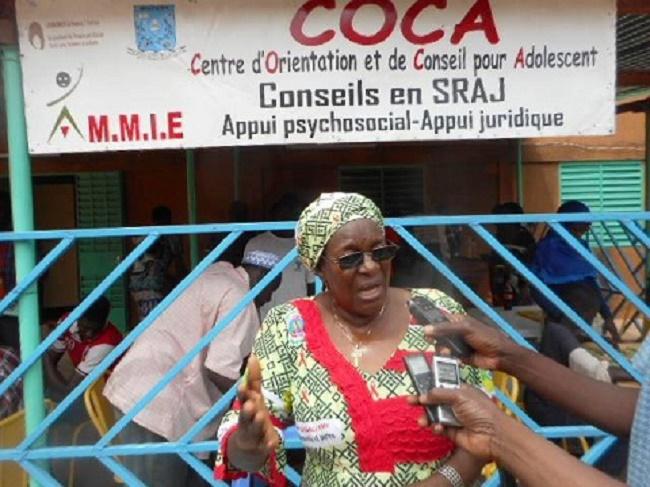 Santé sexuelle et reproductive des jeunes: AMMIE ouvre un centre d'orientation et de conseils pour adolescents