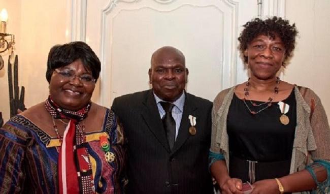 Ambassade du Burkina Faso à Bruxelles: Trois compatriotes décorés pour contribution au développement de la nation