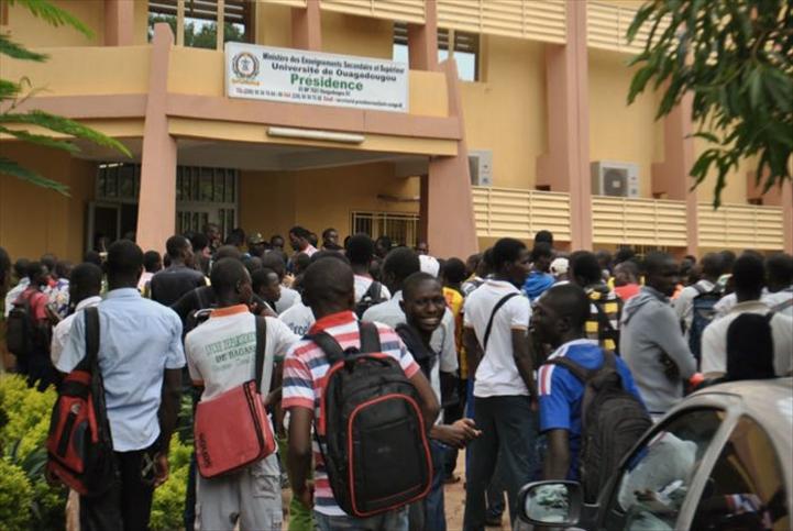 Greve des enseignants: l'UGEB apporte son soutient aux enseignants