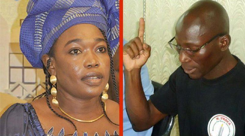 Justice: la coalition Bori Bana dénonce «une cabale judiciaire» contre Safiatou Lopez
